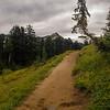 174  G Naches Peak Trail and Sun V