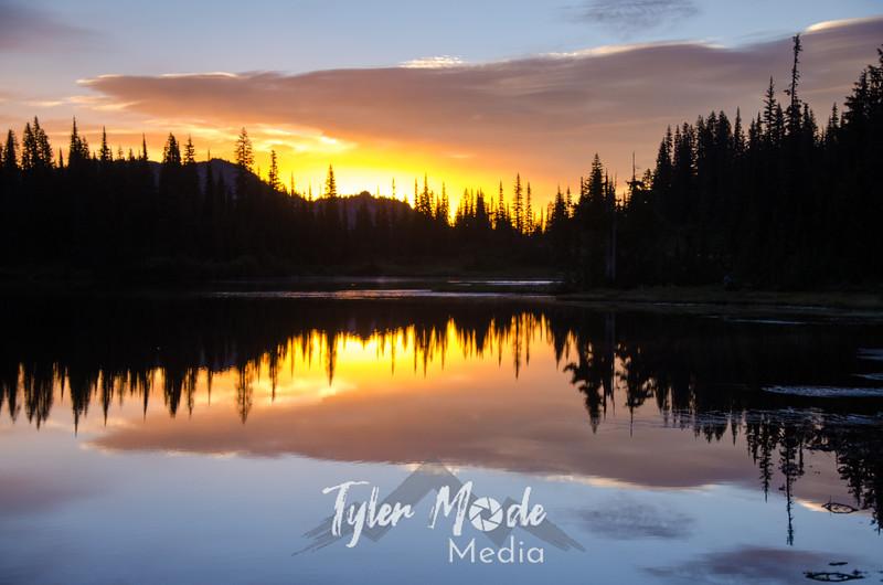 97  G Refletion Lakes Sunrise