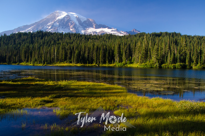 7  G Rainier and Reflection Lakes