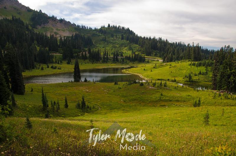 149  G Tipsoo Lake Looking SE