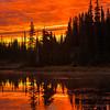 42  G Reflection Lakes Sunrise V