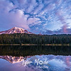 24  G Reflection Lakes Pre Sunrise Rainier