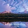 24  G Reflection Lakes Pre Sunrise Rainier