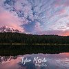 46  G Reflection Lakes Sunrise Rainier