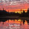 33  G Reflection Lakes Sunrise