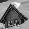 34  G Snowy Paradise Inn Close BW