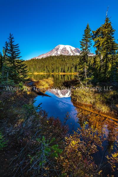 124.  Reflection Lakes Scenery