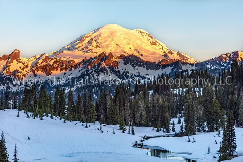 181. Sunrise Over The Mountain