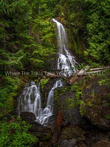 The Waterfall At Falls Creek