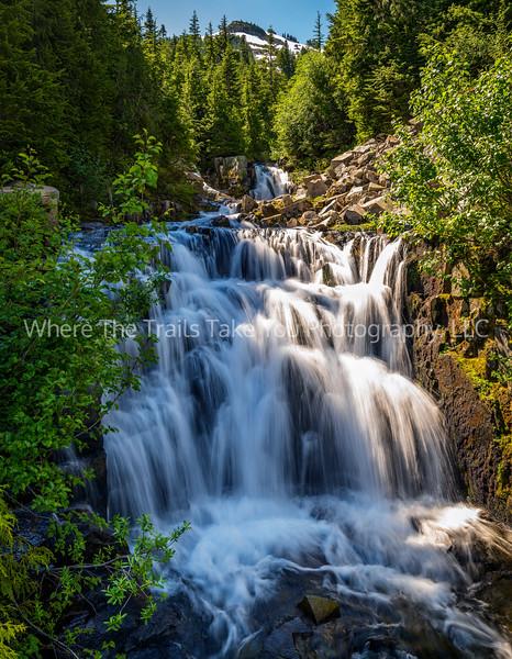 161. The Waterfall At Sunbeam Creek