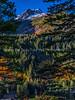 Autumn Landscape Along Stevens Canyon Road