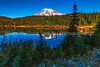 132.  Reflection Lakes Scenery
