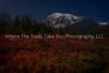 Autumn Moonlight, Mist, And The Mountain