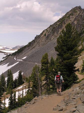 Mt. Fremont 070506