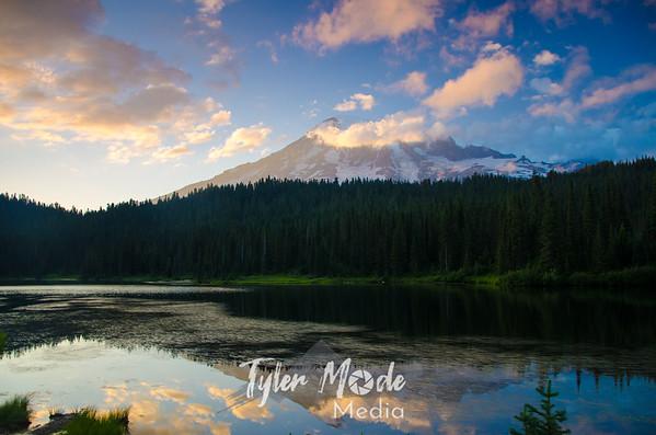 Mt. Rainier Sampler :)