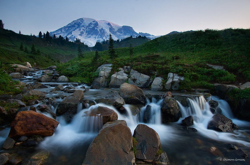 Edith Creek, Mt. Rainier