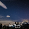 2169  G Rainier Night Clouds