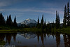 Mt Rainier Starry Night 08-2016