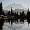 Upper Tipsoo Lake & Mt Rainier 070321