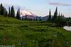 Mt Rainier Dawn 07-2015 2