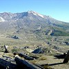 Mt. St. Helens from Coldwater Ridge Observatory