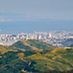 Mt Tamalpais Marin Headlands Panorama of San Francisco (Mt. Tam)