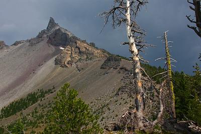 Mt Thielsen - Oregon