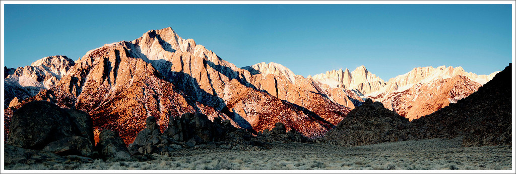 Mt. Whitney / Alabama Hills - 2007