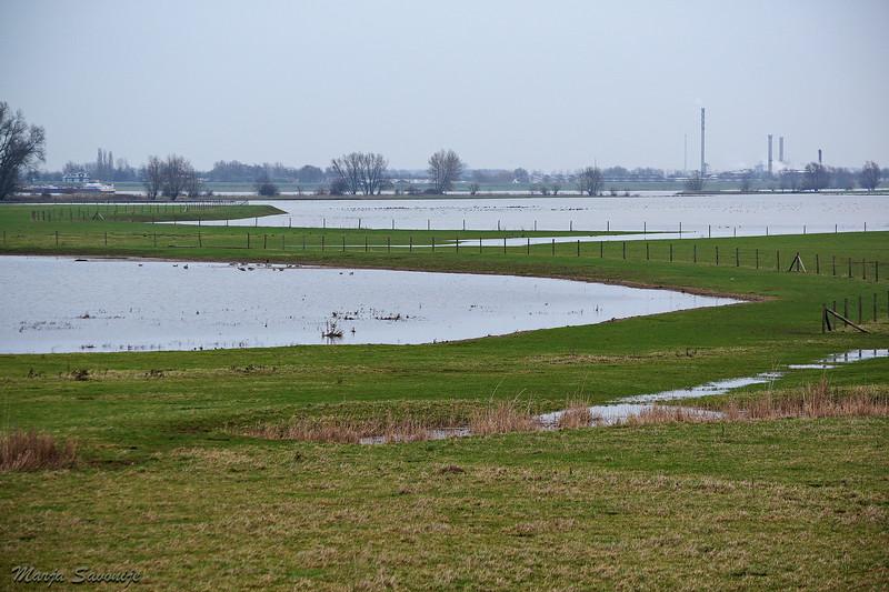 Stijgend water Munnikenland