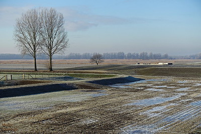 Munnikenland in de winter