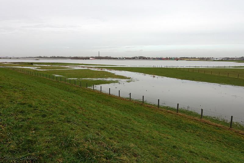 Waterstand 5 januari