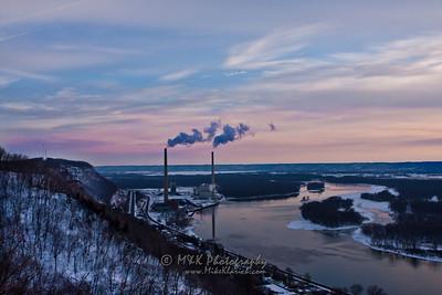 Coal Powered Sunset IMG_5467-95