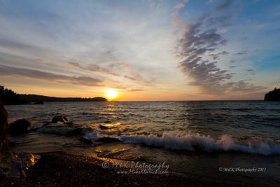 Good Morning Lake Superior!