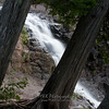 Gooseberry Falls Thru Trees-2067
