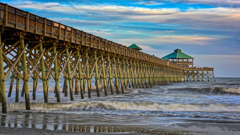 Folly Beach Pier 1