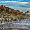 Folly Beach Pier 1