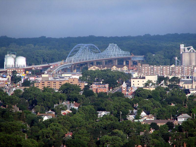 Mississippi Bridges...Old & New