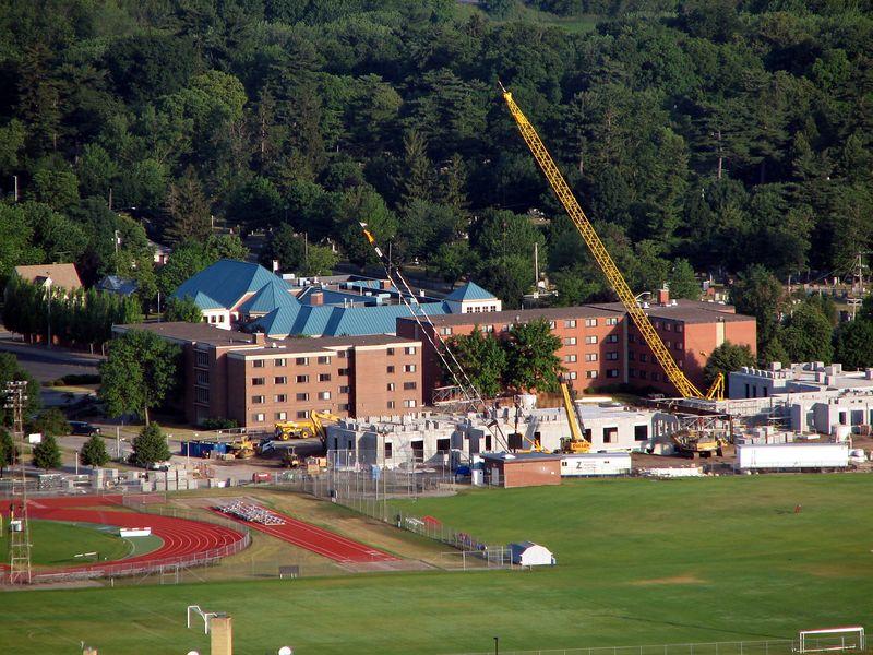 UW-LaCrosse: Building New Dorm