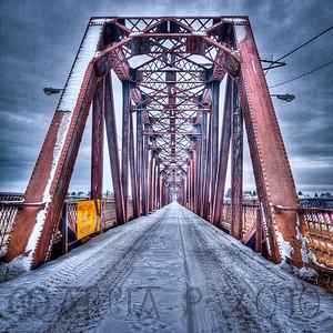The Bridge at St. Louis, Saskatchewan