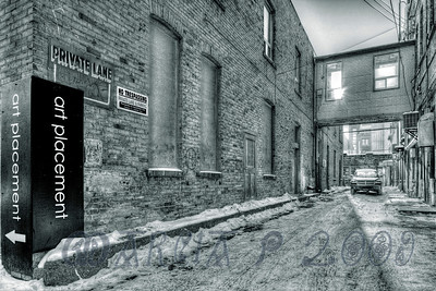 The Forbidden Alley