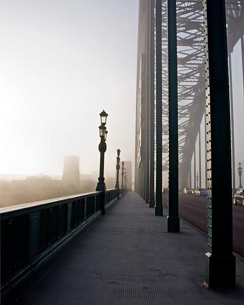 Fog on the Tyne