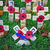 Remembrance Sunday Saltwell Park Gateshead 5