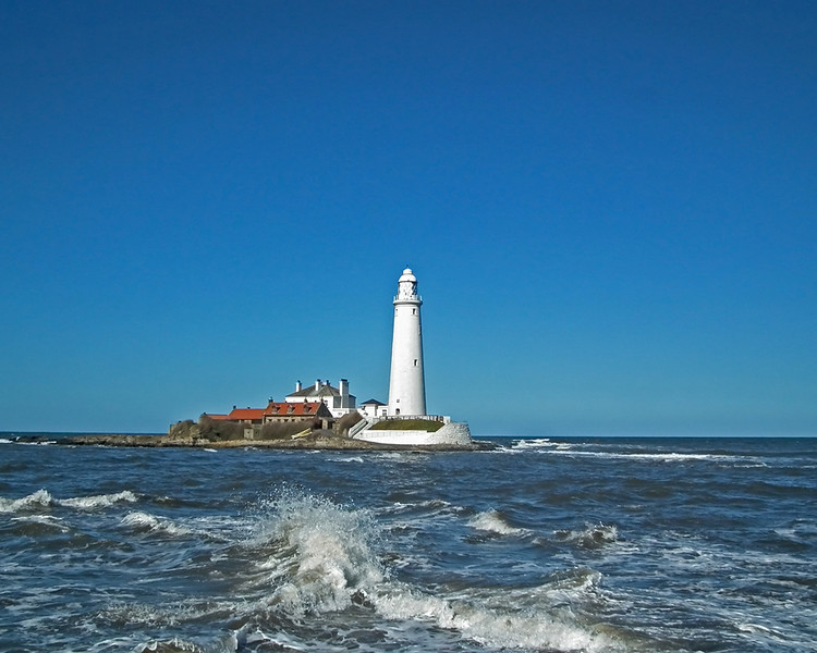 St Mary's Lighthouse, Whitley Bay