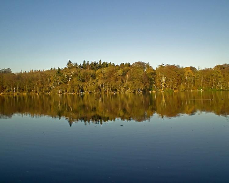 Bolam Lake, Belsay, Northumberland