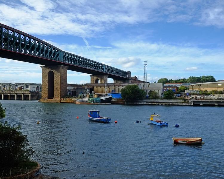 CH006609 Alexandra Bridge Sunderland