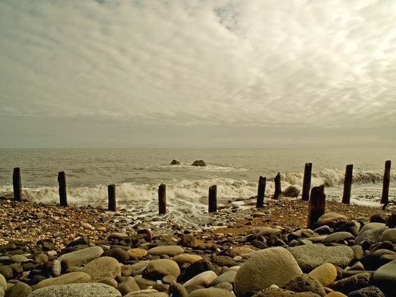 Seaham Beach, Co. Durham