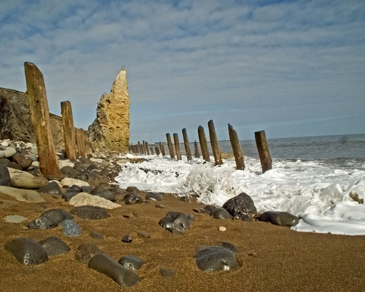 Seaham Beach, Co. Durham