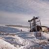 Yad Moss Ski Slope, Northumberland