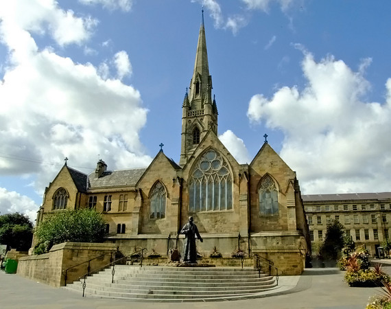 St Mary's RC Cathedral Newcastle