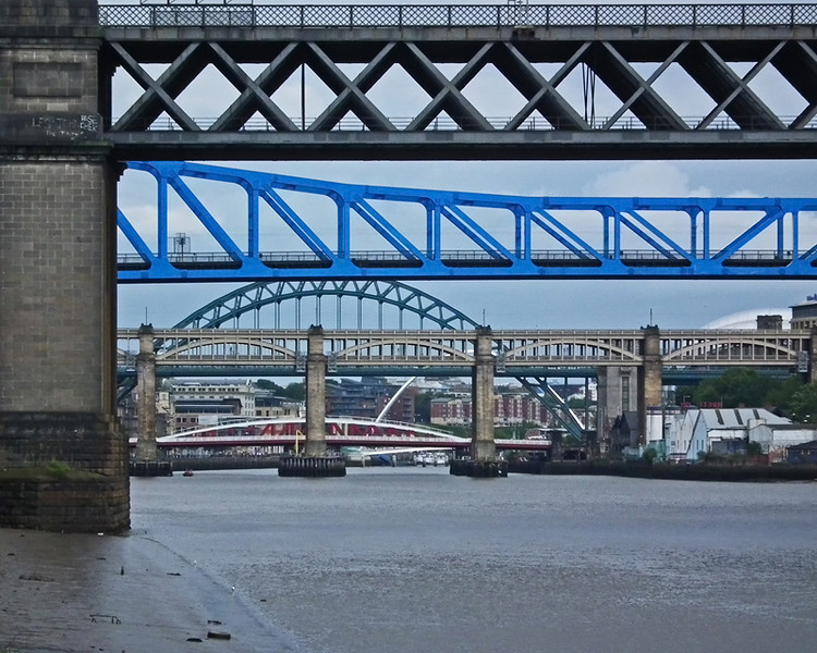 The River Tyne Bridges